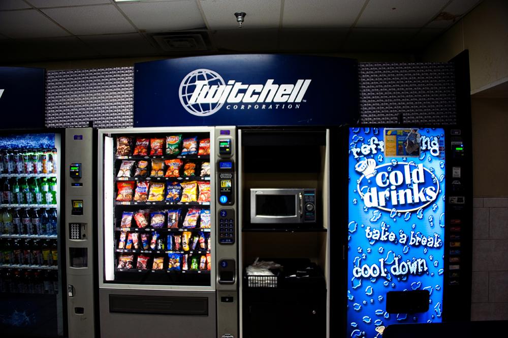 vending machine companies